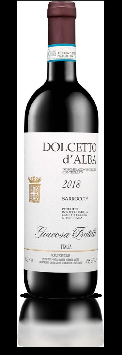 Giacosa Fratelli Dolcetto d'Alba Sarrocco