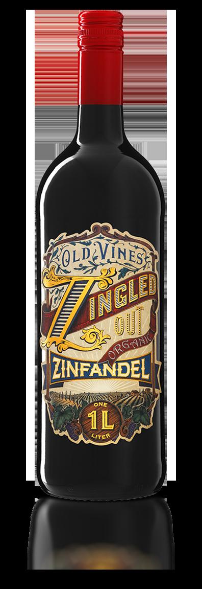 Zingled out Zinfandel