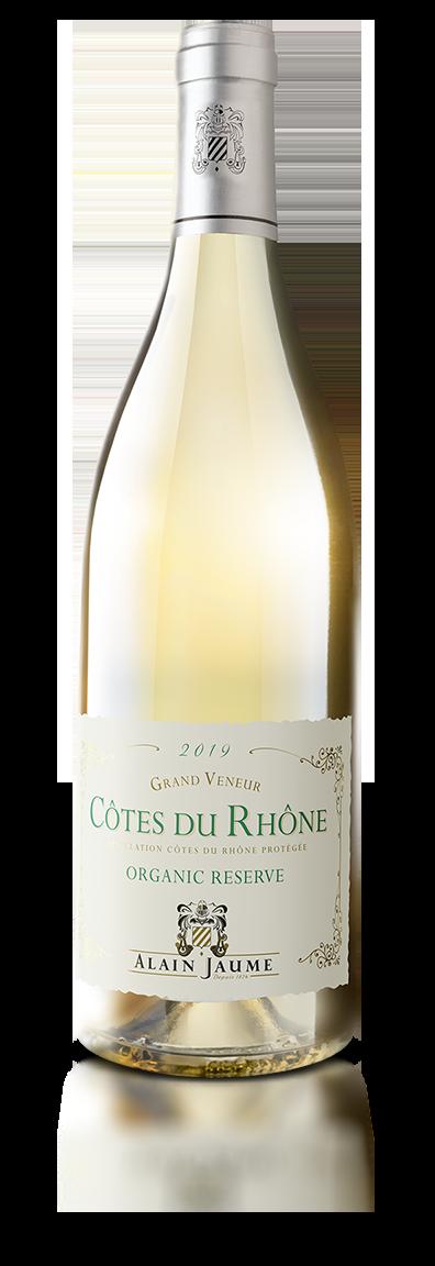 Côtes du Rhône Blanc Grand Veneur Organic Reserve