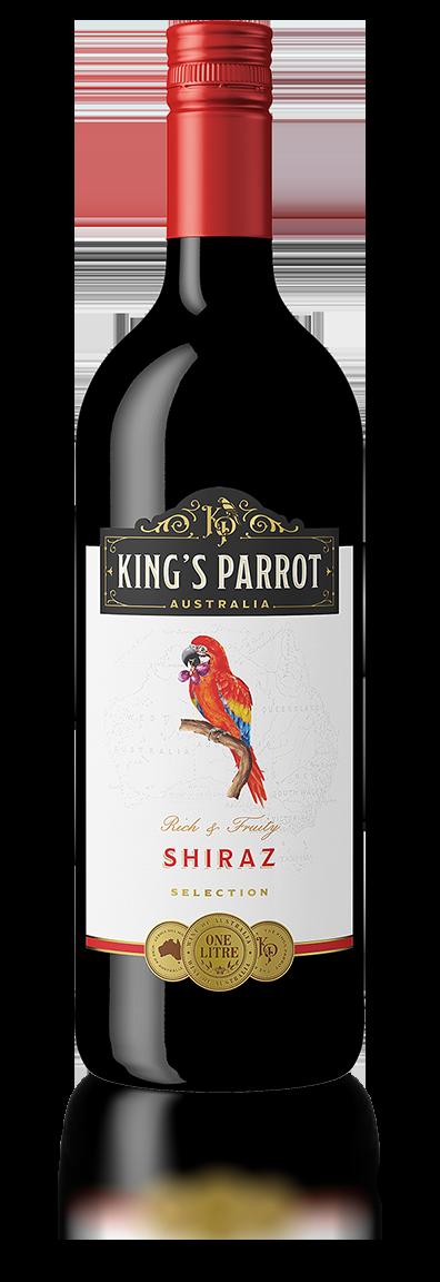 King's Parrot Shiraz