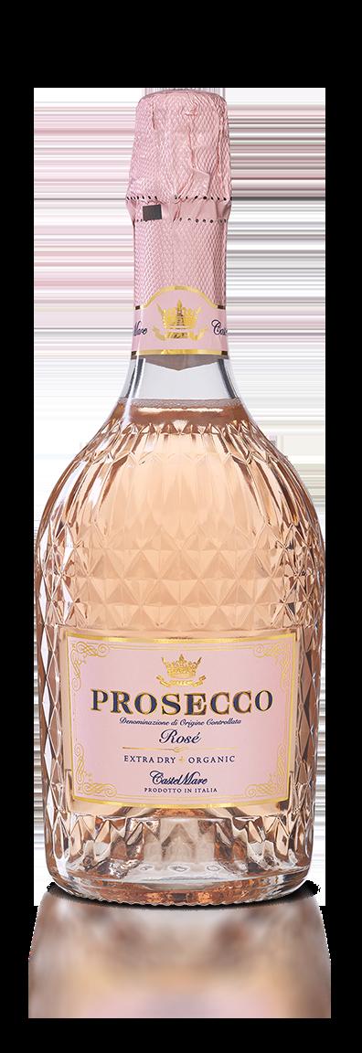 Castelmare Prosecco Rosé