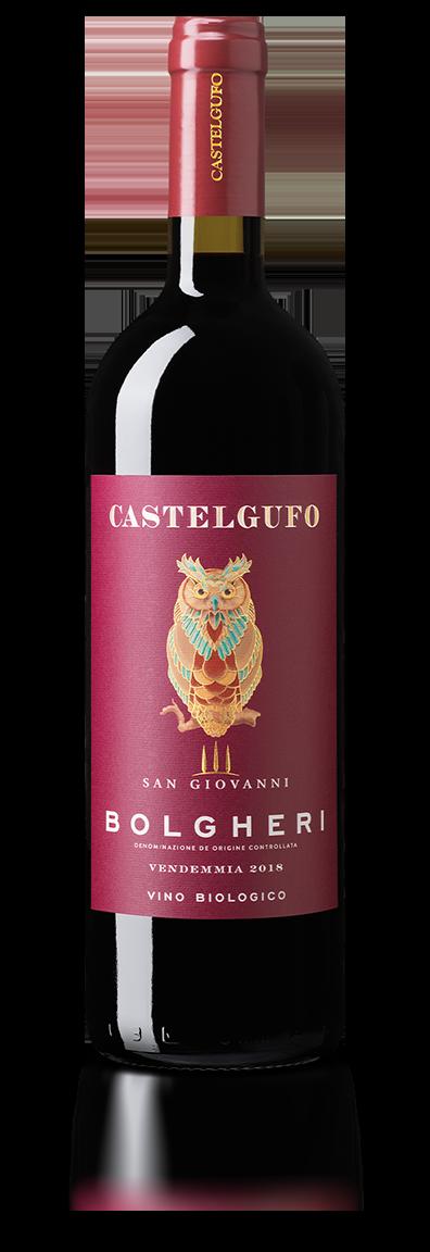 Castelgufo Bolgheri Vino Biologico
