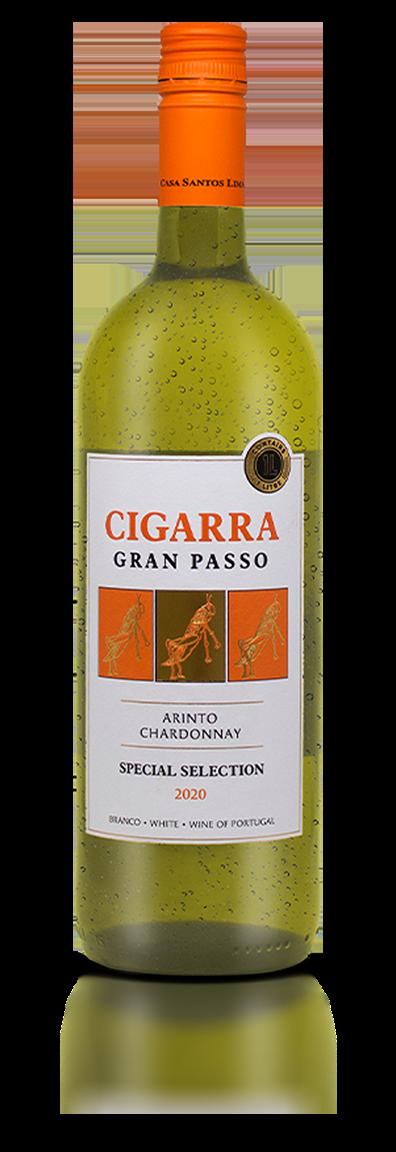 Cigarra Gran Passo Arinto Chardonnay