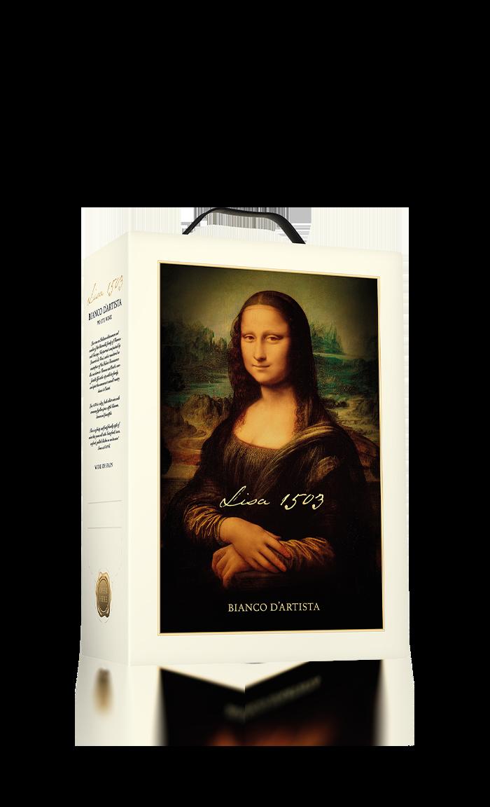 Lisa 1503 Bianco D'Artista